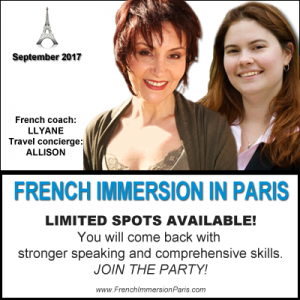 French Immersion Retreat in Paris